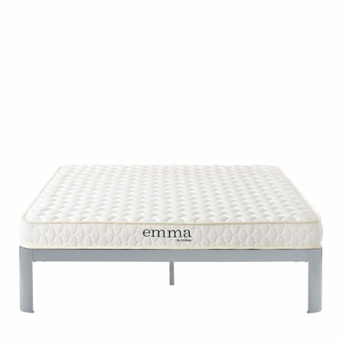 """Emma 6"""" King Mattress - Perspective: front"""