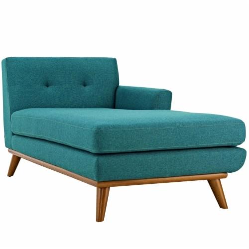 Engage Left-Arm Upholstered Chaise Perspective: front