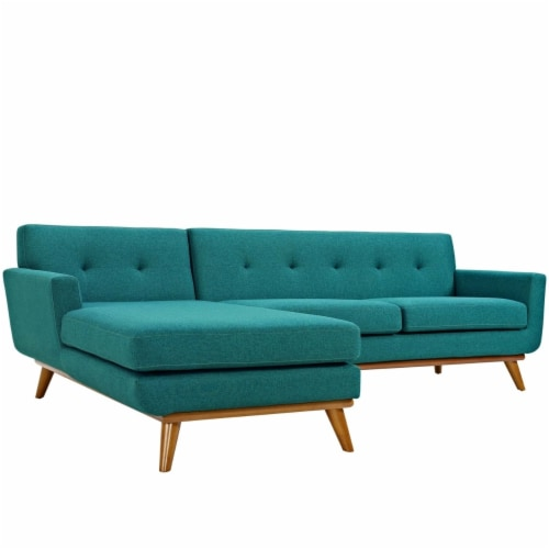 Engage Left-Facing Sectional Sofa Perspective: front