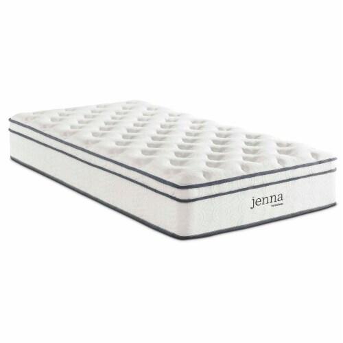 "Jenna 10"" California King Innerspring Mattress - Perspective: front"