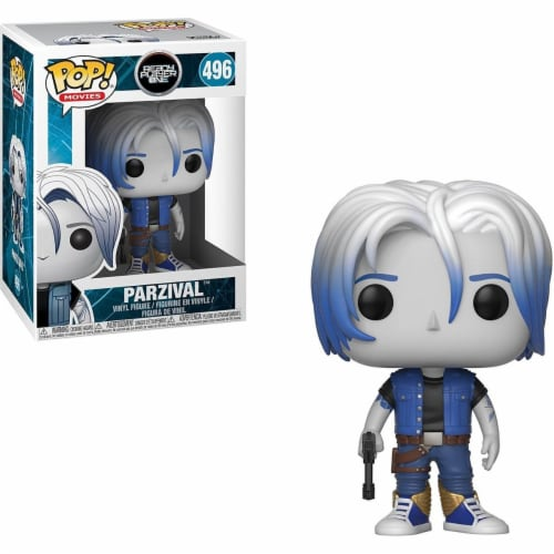 Ready Player One Funko POP Vinyl Figure: Parzival Perspective: front