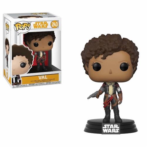 Funko Star Wars Solo Movie POP Val Vinyl Figure Perspective: front