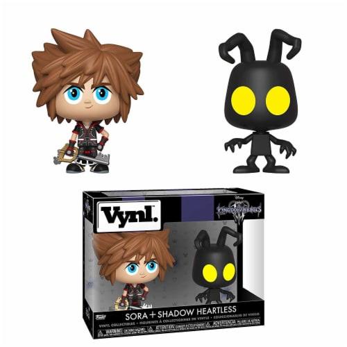 Funko Kingdom Hearts III Vynl Sora Heartless Figure Set Perspective: front