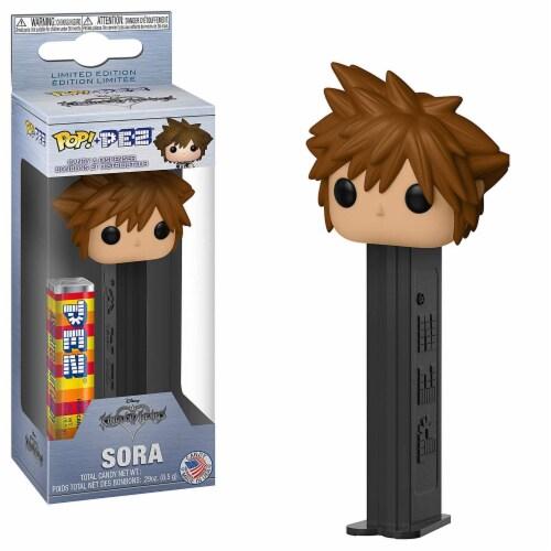 Funko Kingdom Hearts POP PEZ Sora Candy Dispenser Perspective: front