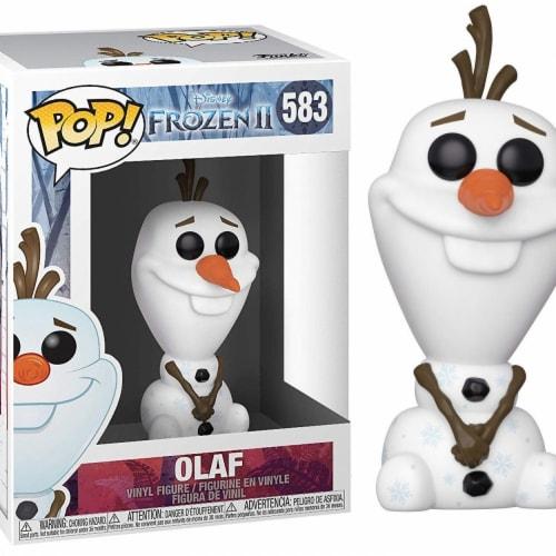 Frozen Olaf From Disney 2 Funko Pop Vinyl Figure Perspective: front