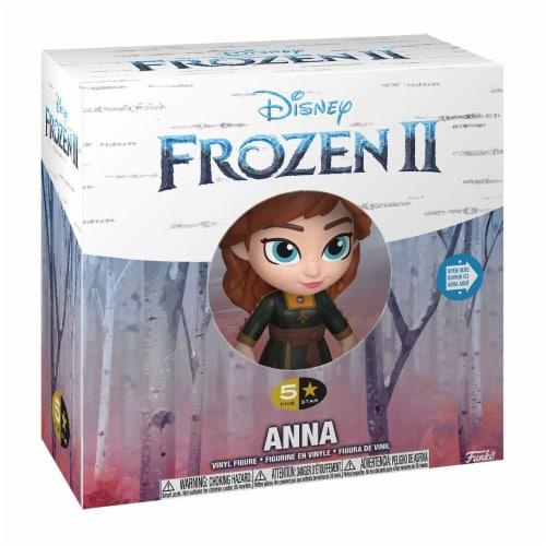 Funko Frozen II 5 Star Anna Vinyl Figure Perspective: front