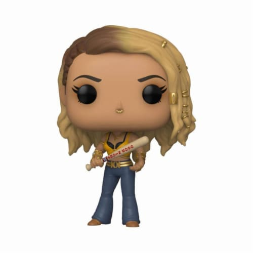 Birds of Prey Black Canary Funko Pop Perspective: front