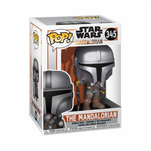 Star Wars Mandalorian - The Mandalorian Funko Pop Perspective: front