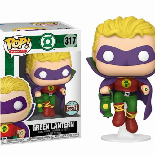 Comics Alan Scott As Green Lantern Specialty Series Funko Pop Perspective: front