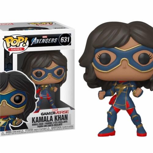 Marvel Avengers Game Kamala Khan Stark Tech Suit Funko Pop Perspective: front