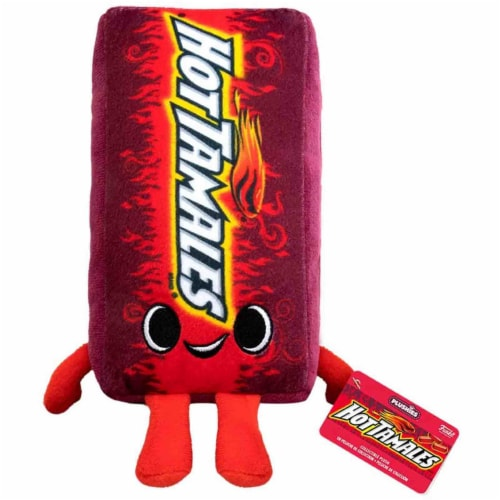Funko Plush Hot Tamales Candy Box Figure Perspective: front