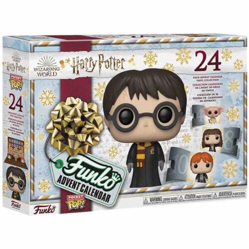 Funko Harry Potter Pocket POP 2021 Advent Calendar Perspective: front