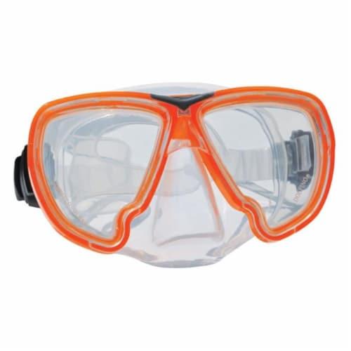 Aqua Leisure CTM1154 Venture Adult Swim Mask Perspective: front