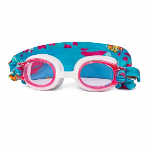 Eye Pop Kissing Fish Free Style Child Goggles Perspective: front
