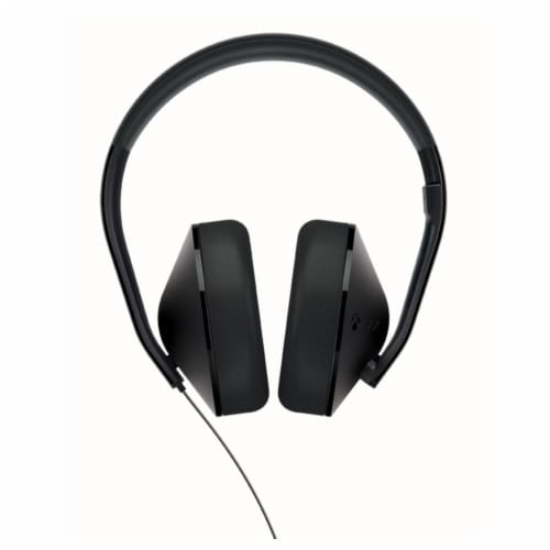 Microsoft Xbox One Stereo Headset - Black Perspective: front