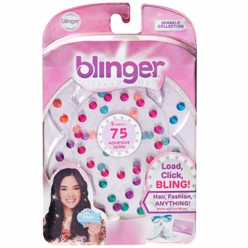 Blinger™ Sparkle Collection Rainbow Refill Pack Perspective: front