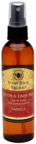 Honey House Naturals Inc. Vanilla Mist Perspective: front