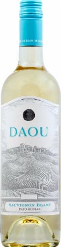 Daou Vineyards Sauvignon Blanc Perspective: front