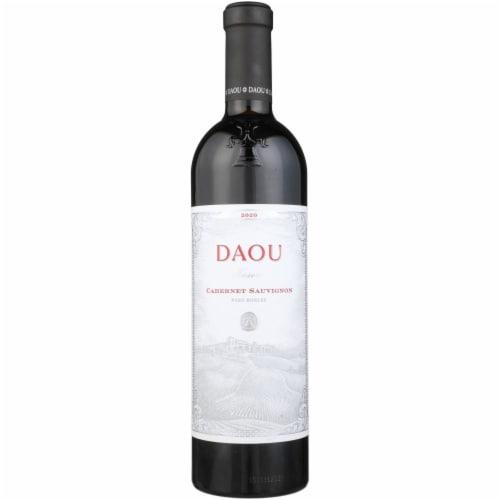 Daou Vineyards Cabernet Sauvignon Perspective: front