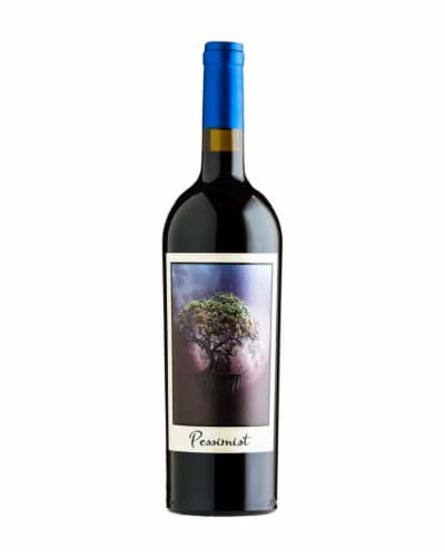 Daou Vineyards Pessimist Red Blend Wine Perspective: front