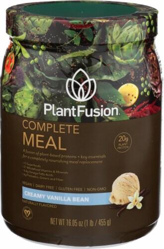 PlantFusion® Phood™ Vanilla Meal Shake Perspective: front