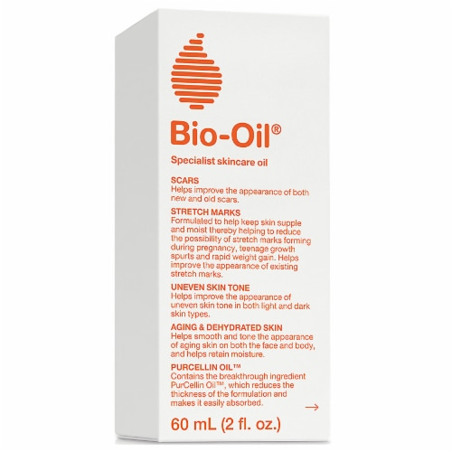 Bio-Oil Skin & Scar Treatment Perspective: front