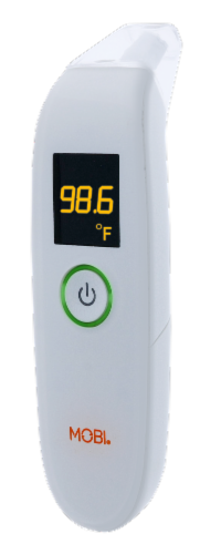 FeverTrack THERMOMETER Perspective: front