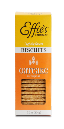 Effie's Oatcakes Perspective: front