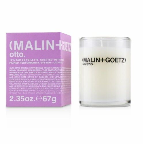 Malin + Goetz Scented Votive Candle  Otto 2.35 oz Perspective: front