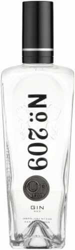 No. 209 Gin Perspective: front