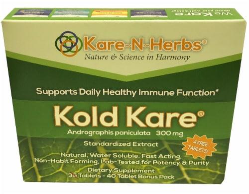 Kare-N-Herbs  Kold Kare® Perspective: front