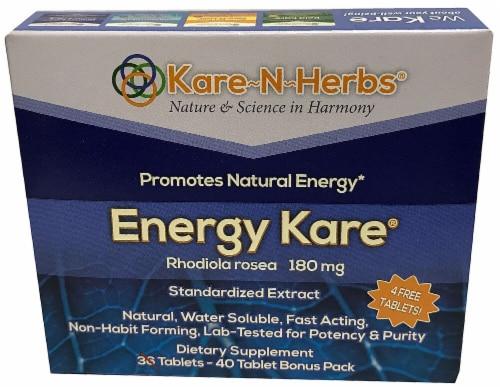 Kare-N-Herbs  Energy Kare® Perspective: front