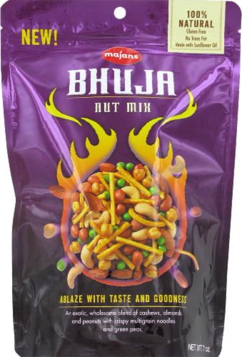 Majans Bhuja Nut Mix Perspective: front