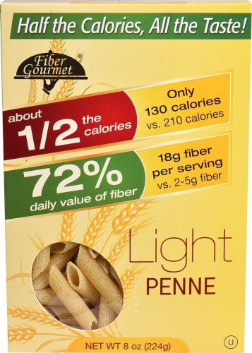 Fiber Gourmet  Light Penne Perspective: front
