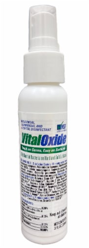 Vital Oxide Residential Commercial & Hospital Disinfectant Spray Perspective: front