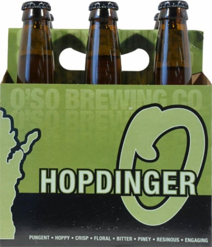 O'so Hopdinger Beer Perspective: front