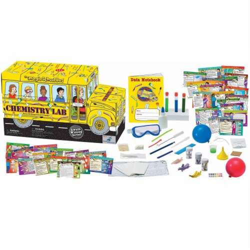The Magic School Bus™ Chemistry Lab Set Perspective: front