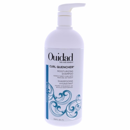 Curl Quencher Moisturizing Shampoo by Ouidad for Unisex - 33.8 oz Shampoo Perspective: front