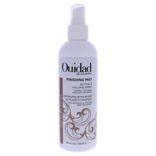 Finishing Mist Setting and Holding Spray by Ouidad for Unisex - 8.5 oz Hairspray Perspective: front