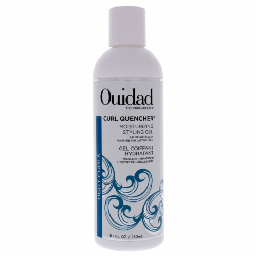 Curl Quencher Moisturizing Styling Gel by Ouidad for Unisex - 8.5 oz Gel Perspective: front