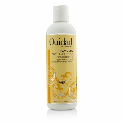PlayCurl Curl Amplifying Conditioner by Ouidad for Unisex - 8.5 oz Conditioner Perspective: front