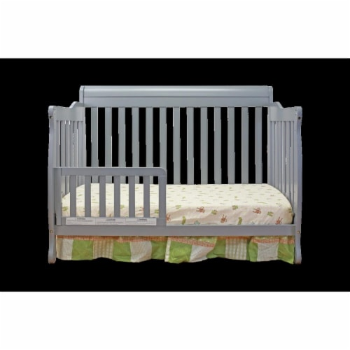 Athena 4689G AFG Furniture Alice 3-in-1 Convertible Crib Perspective: front