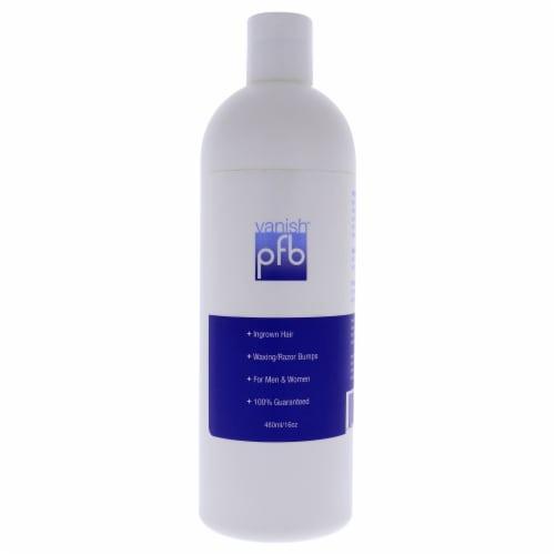 PFB Vanish PFB Vanish Shaving Gel 16 oz Perspective: front