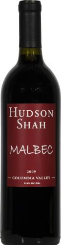 Hudson Shah Malbec Perspective: front