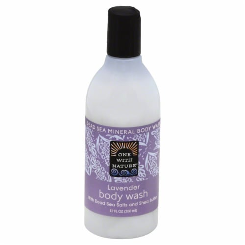One With Nature Lavender Body Wash Perspective: front