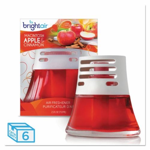 Bright Air Air Freshener,2.5 oz.,Jar,PK6  BRI 900022 Perspective: front