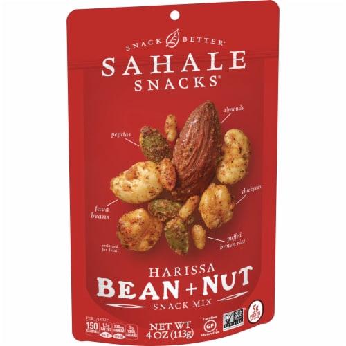 Sahale Harissa Bean & Nut Snack Mix Perspective: front