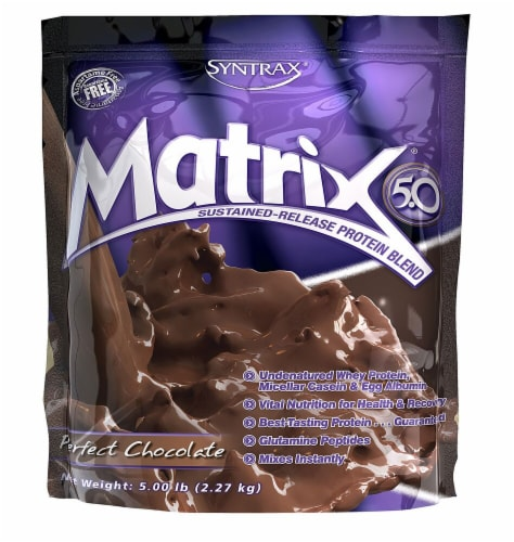 Syntrax  Matrix® 5.0   Perfect Chocolate Perspective: front