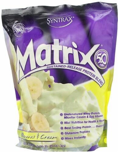Syntrax  Matrix® 5.0   Bananas & Cream Perspective: front