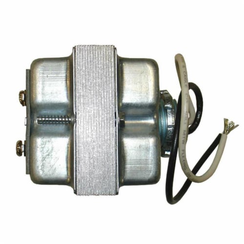 QualArc JBX-15951 5 in. Hard-wire transformer for Edgewood & Bayside Estate Lighted Address P Perspective: front